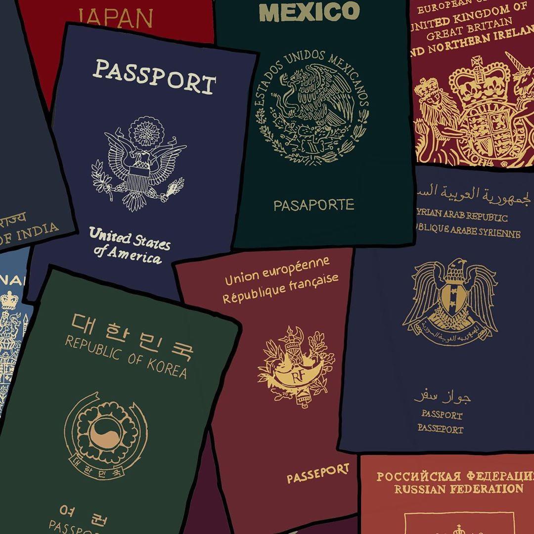 Làm thế nào nếu hộ chiếu bị rách, hư hỏng?